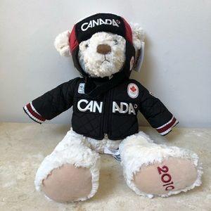 ⭐️Host Pick⭐️ 2010 Olympics Collectors Teddy bear